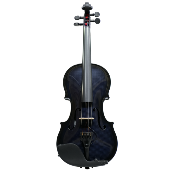 Glasser Carbon violin blue