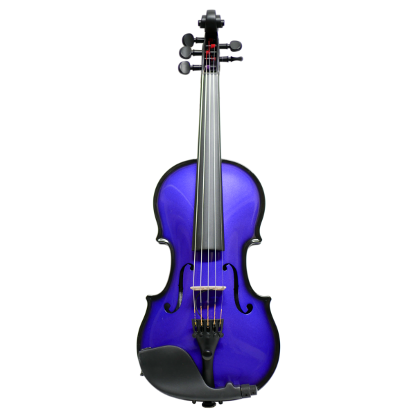 Glasser AEX Carbon Electric Violin Set, 5 String